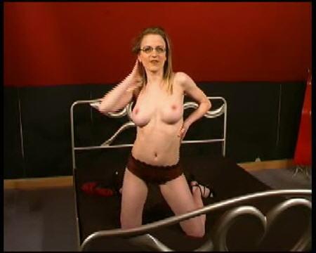 Sexy Girl mit großen Titten